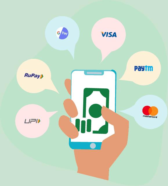 Vending Machine Cashless Payment Modes
