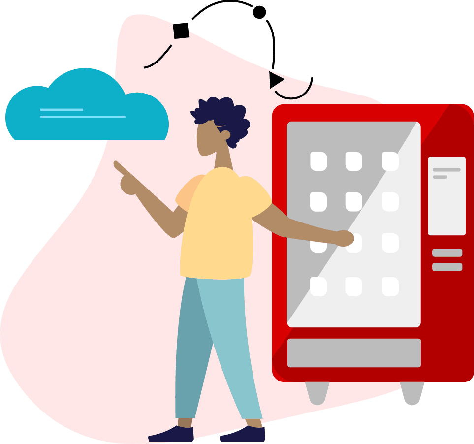 Vending Machine Online Management