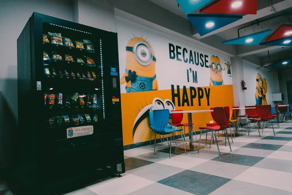 Wendor Titan Vending Machine