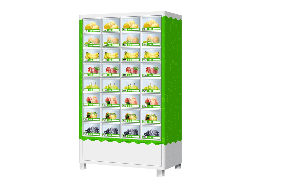 Wendor Atlas Vending Machine
