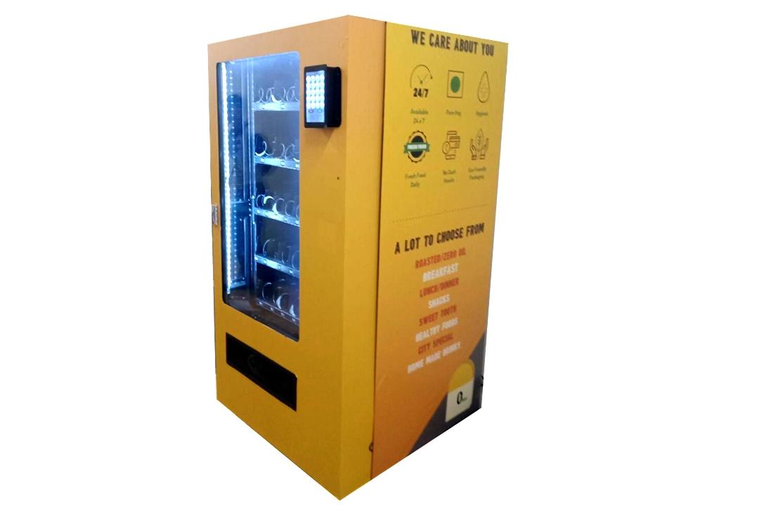 Wendor Titan - Vending Machine